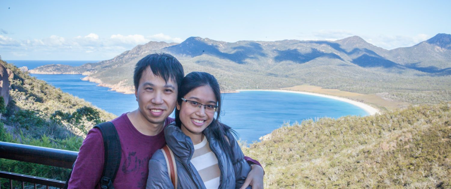 Wineglass Bay Tour, Hobart, Tasmania, Wineglass Bay Day Tours, souvenir photo