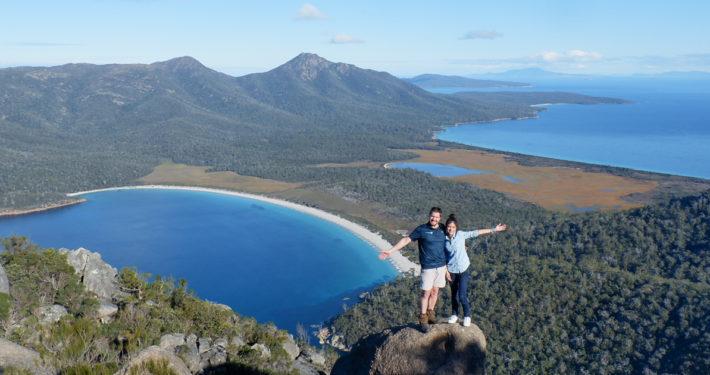 Wineglass Bay Tour, Hobart Day Tour, Tasmania Tours, Mt Amos