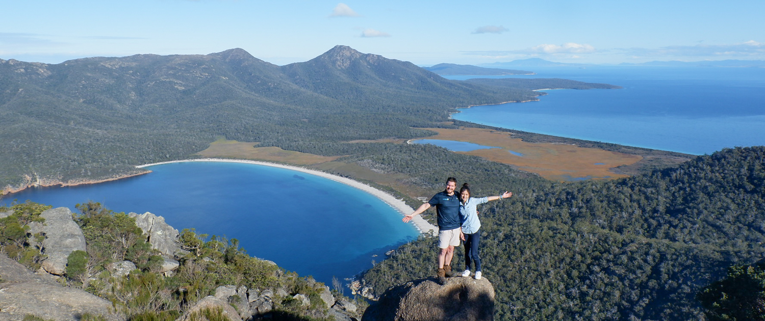 Wineglass Bay Tour, Hobart Day Tour, Tasmania Tours, Mt Amos